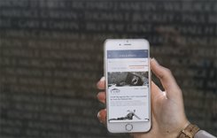 the wall app - Who Designed The Vietnam Wall