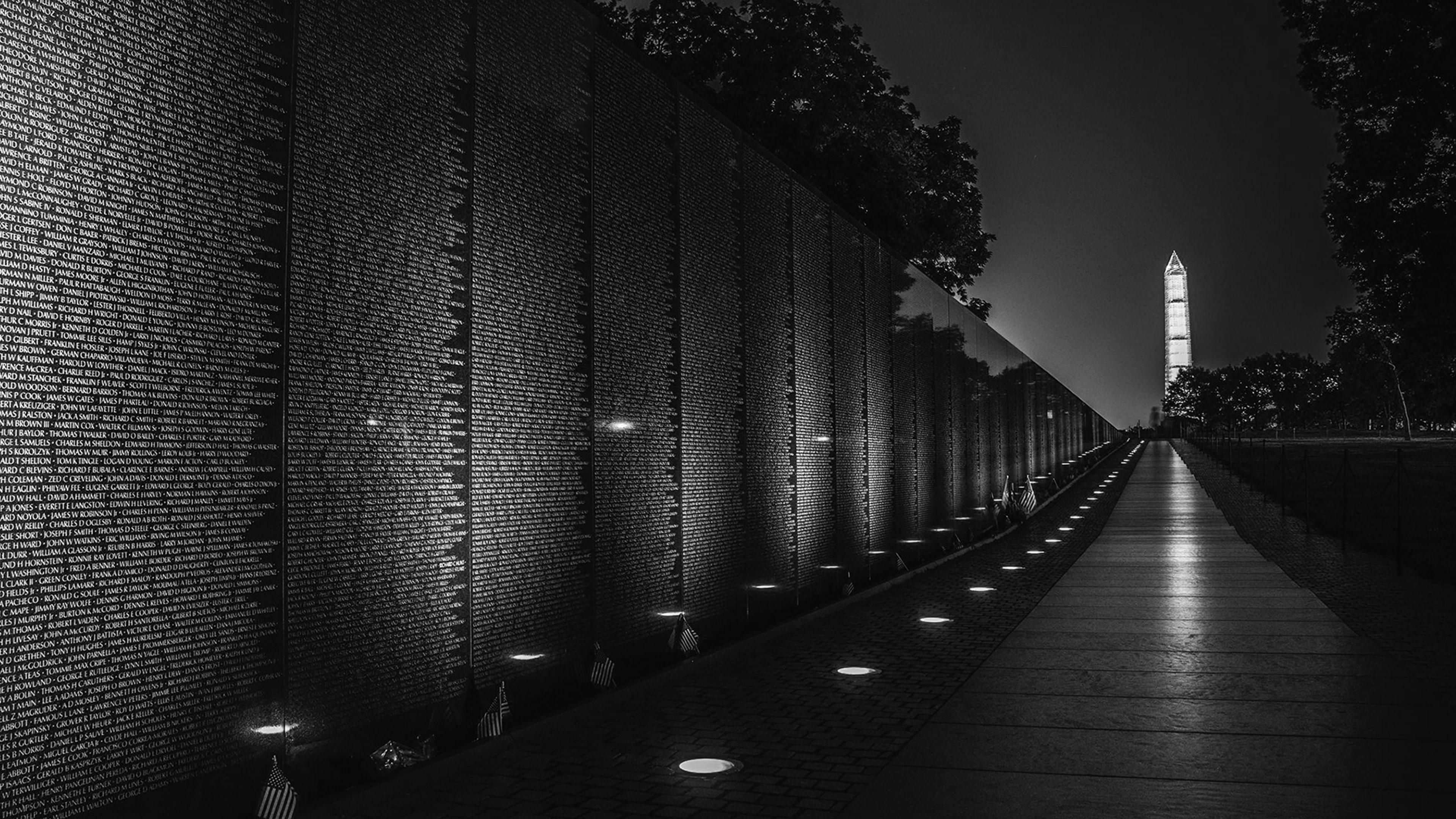 The Wall - Vietnam Veterans Memorial Fund