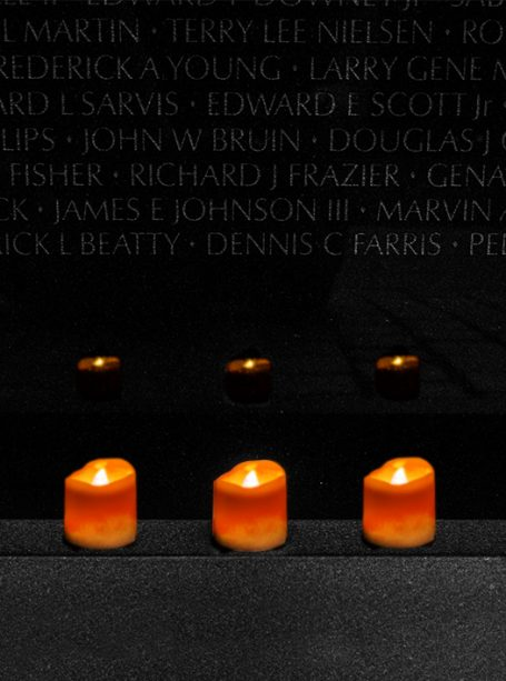 Candles-background
