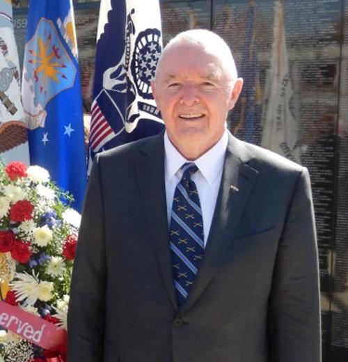 General Barry McCaffrey